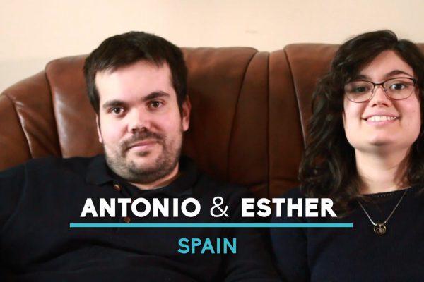 Antonio & Esther