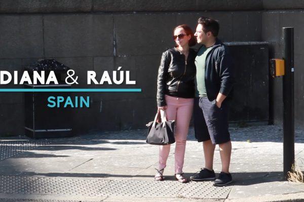 Diana & Raul