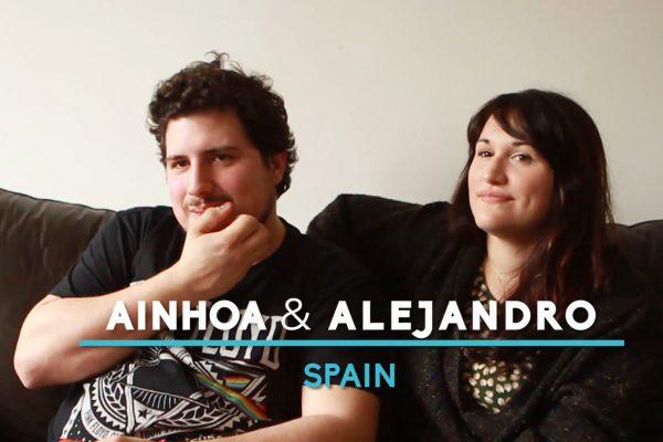 Ainhoa & Alejandro
