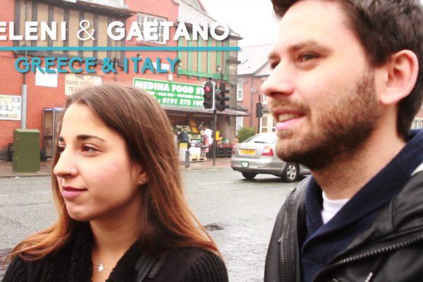 Eleni & Gaetano