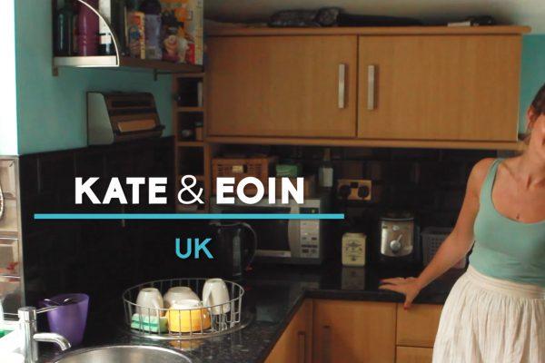 Kate & Eoin