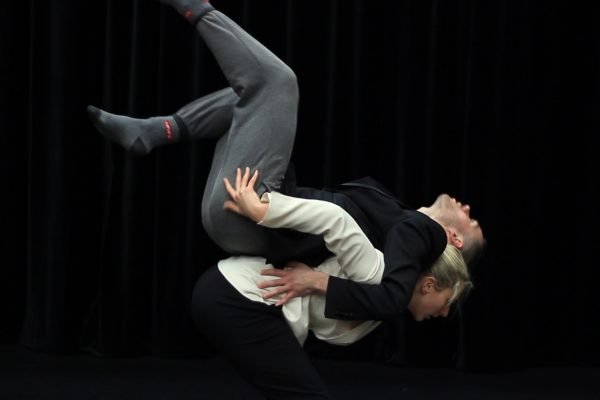 #Dancingtheroad